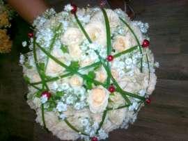 Булченски букет - спрей роза