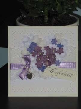 Картичка за сватба или рожден ден