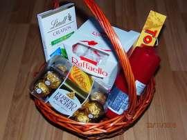 "Basket ""chocolate"""