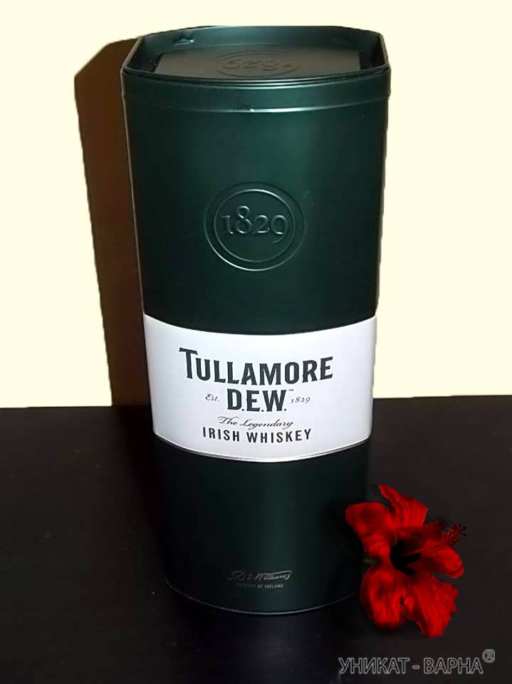 Whiskey Tullamore dew