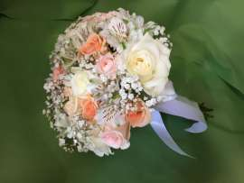 Булченски букет -  рози