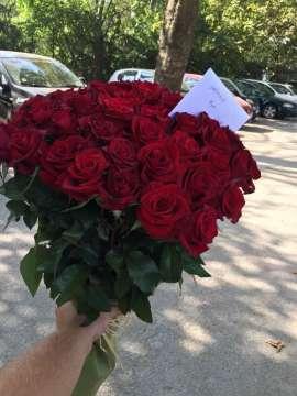 Букет - 51 рози