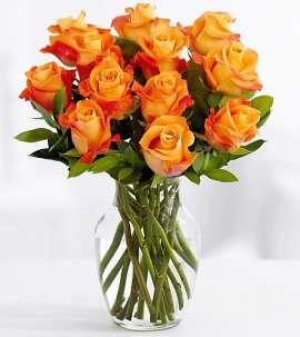 Букет рози 15 броя