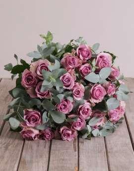 Букет от 25 рози